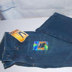 Lee Jeans Shapetastic Perfect Fit 12 Petite NWT